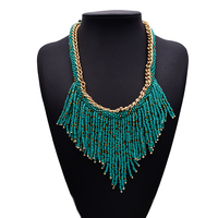 Hot Tassels India Jewellery Necklaces China