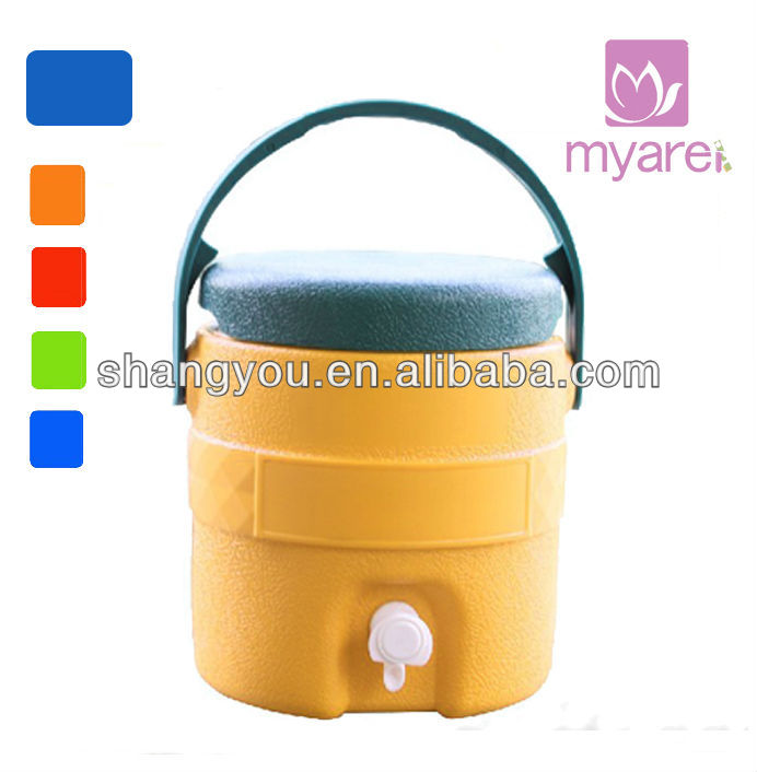 1 gallon new design USA market hot sell plastic beer cooler with tap