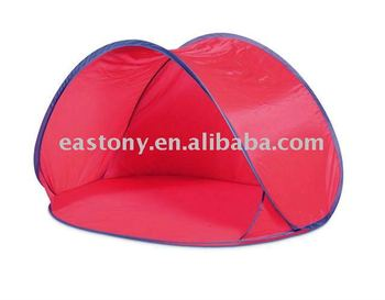 Portable Pop Up Beach Tent for sun shade UV protector