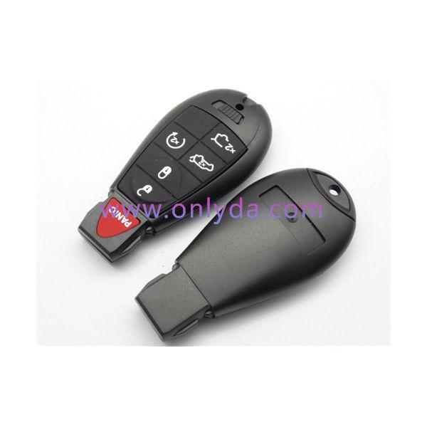 original Chrysler 5+1 button remote kias cerato remote key chrysler 300c remote key