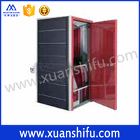 trade show stand for wood doors D022