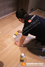 DuralBond interior design wood protection 9H hydrophobic anti scratch coating solution
