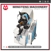 High quality toe lasting shoe making machine for footware