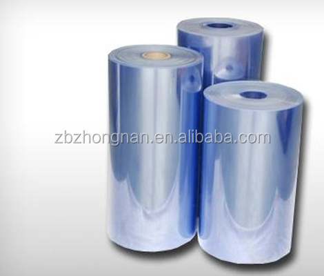 Pharma - Grade Pvc / Pvdc ,Rigid Pvc / Pvdc Film For Pharma Or For Packing