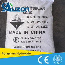 Industrial grade potassium hydroxide price for soap making