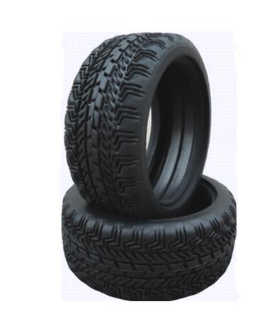 High speed rc car parts drifting racing 1:10 Scale rubber Tire Tyre 4 pcs
