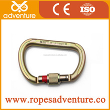 ODL-105 Figure D Rescue Lock, Screw safety karabiner