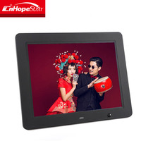 wedding photos 12 inch digital photo frame with MP3 video playback