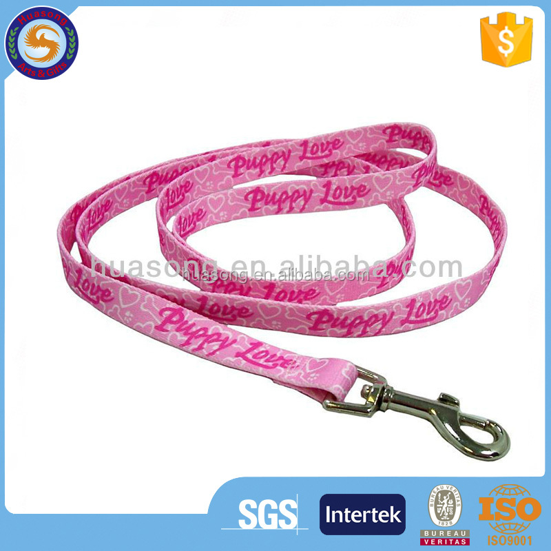 Nylon pet training collar dog leashes & collars with best quality and design
