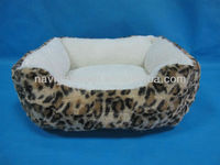 Dog Sofa with leopard style