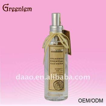 chamomile essential face water