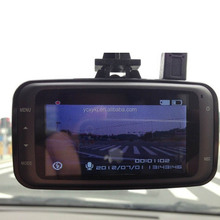 Hot sale 2.7inch mini 0801 gps full hd car dvr