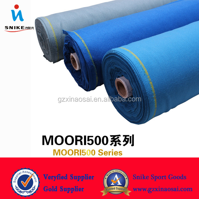 Good quality Moori Snooker cloth