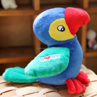 Wholesale Cute Bird Shape Dog Toy Plush Pet Toy PT101