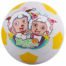 Primary School Sporting Goods Wholesale Natural Rubber Soccer Ball