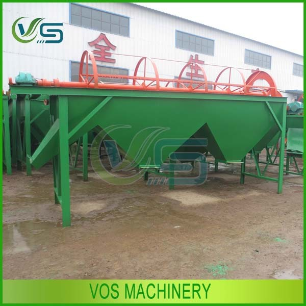 factory price drum sieve screen/fertilizer screening machine for sale