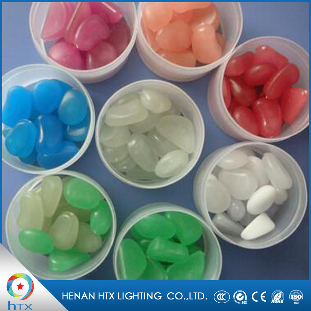 Hot Sale Colorful Glow Gravel Supplier