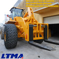 LTMA brand large machine 40 ton forklift loader with CE approval