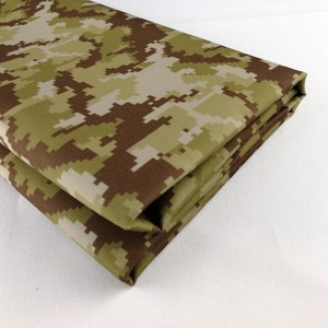 Customizable 210T 150D Polyester Oxford Fabric With Pu Coating