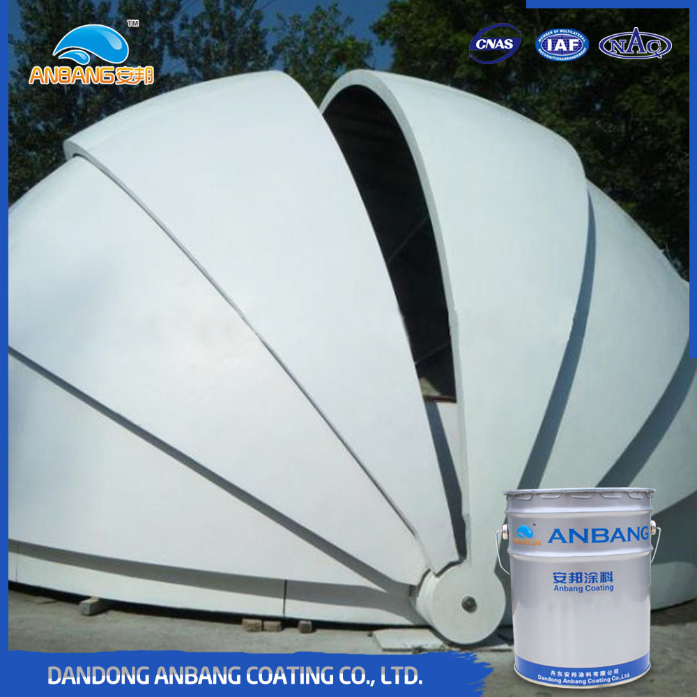 ABW379 fast drying hard paint film high temperature resistance water-based inorganic ceramic coating paint