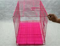 Side open Professional Handmade folding dog cage