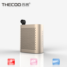 New cellphone accessories speaker new designed mini hifi portable bluetooth speaker for cd player