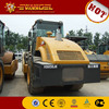 types of road roller XCMG Single Road Roller XS202JE soil compaction equipment cheap price