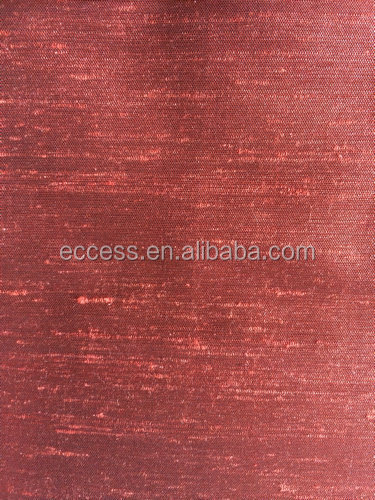 silk polyester decorative fabric