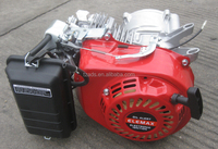 4 stroke single cylinder 210cc mini 170f gasoline engine