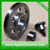 Electric Cable pulley, Cable Guide Pulley, Capstan Pulley Wheels/Alumina Idler Pulley
