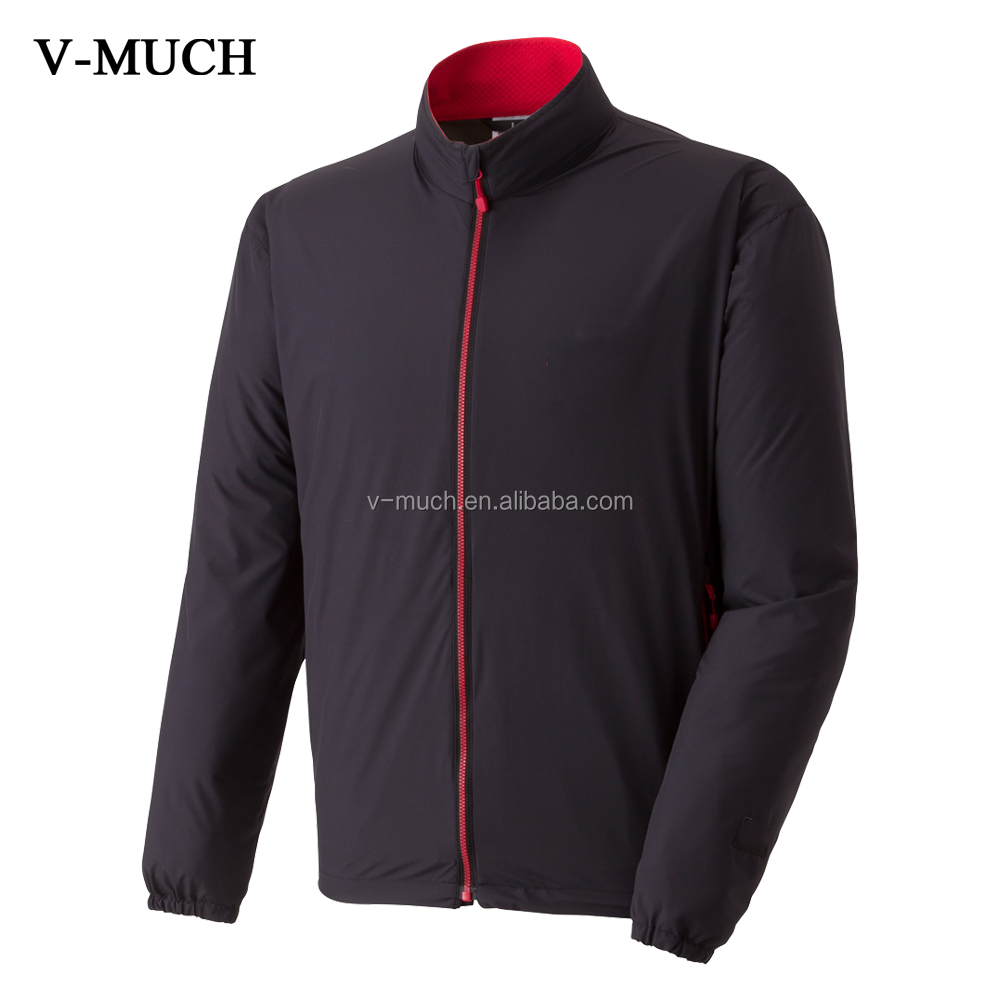 Outdoor clothing dry fit jacket men waterproof inner wear polyester jacket for man