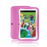 Android 4.4 8G Capacitive 7 inch Android Kids Tablet