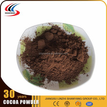 High quality adding natural cocoa powder to cake mix for hot drinking