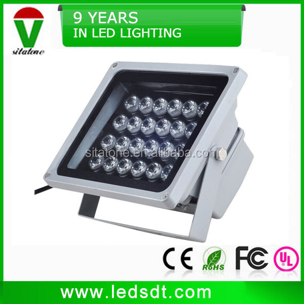 outdoor led flood light with lens f08
