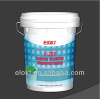 high-quality crystalline waterproofing cement slurry/mortar ( E-280)