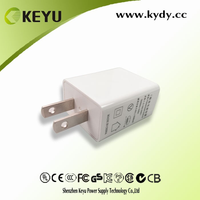FCC CE ROHS GS 3C CB UL approved handphone charger