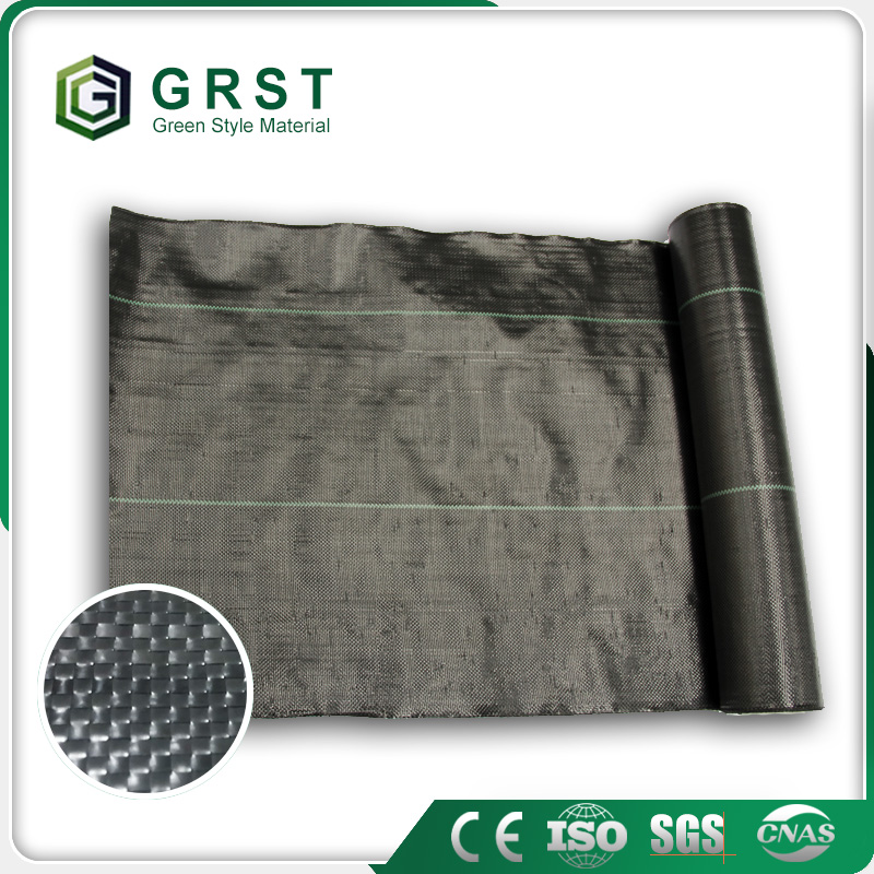 China top leading woven fabric factory 100% virgin material with uv additive for anti grass control fabric