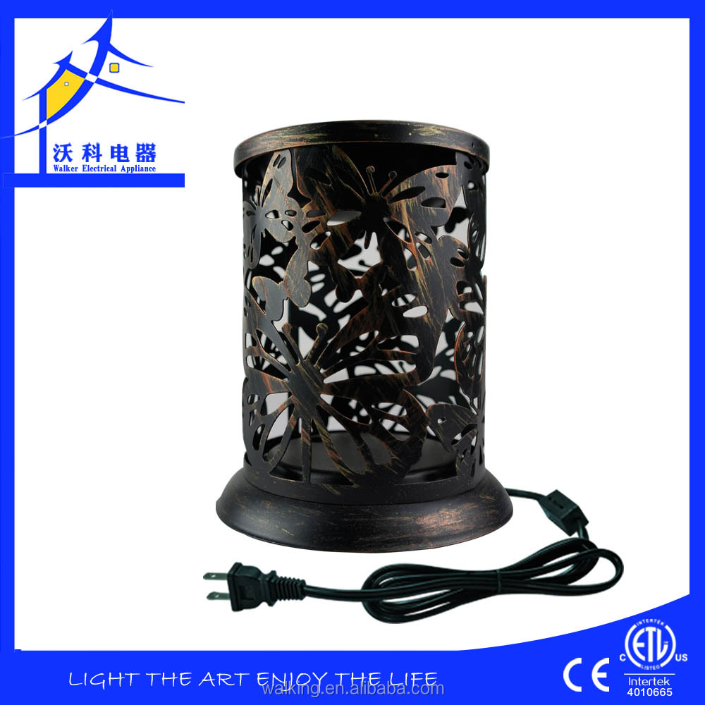 Wholesale Metal Electric candle warmer or Tart warmer