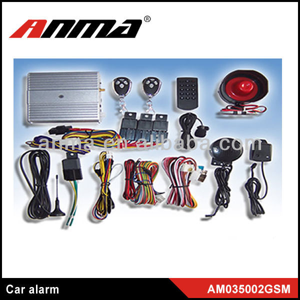 Hot sales best quality for two way in wells one way fm two way car alarm system remote starter