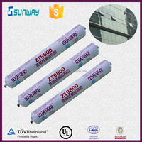 High Quality high-temperature glazing acetic Silicone Structural Sealant