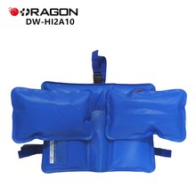 Vacuum splint head Immobilizer for spine board
