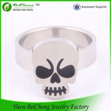 Jewelry hot 2014 jewelry in stainless steel fashion gay men ring male skull ring