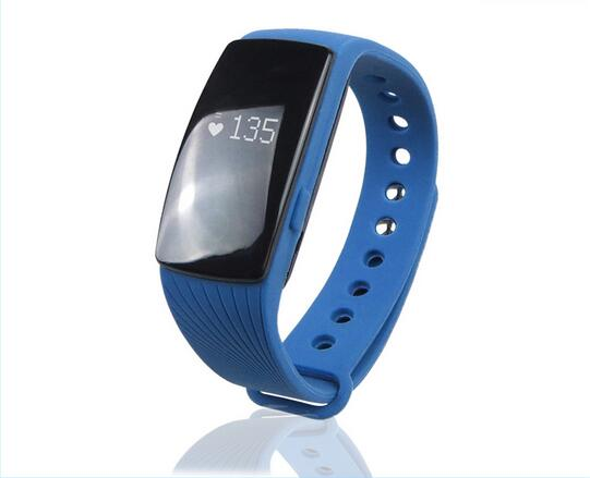 wholesale christmas gift smart wristband bluetooth heart rate fitness monitoring top Id107 bracelet with sdk