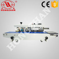 auto continious bubble tea bag sealing machine for small business
