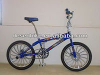 "20"" Steel BMX free style Bicycle"