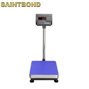 Custom LED/LCD platform scales digital weight platform shipping scale shipping scale platform