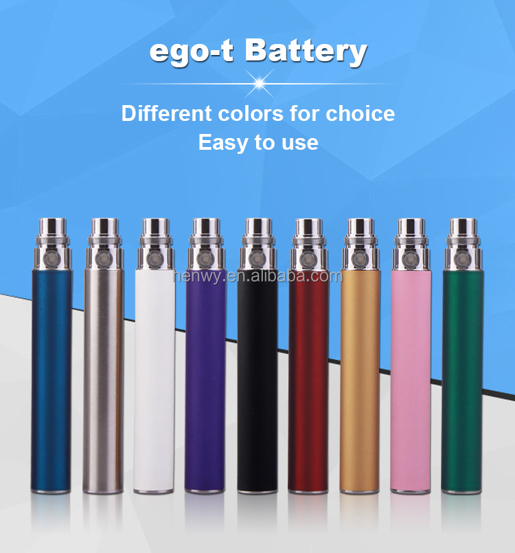 Good quality variable voltage ego twist battery 1300mah ego battery e-cigarette