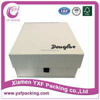 well-made top brand customized foldable exquisite packing box
