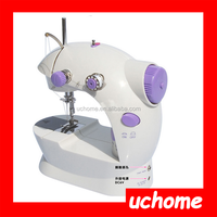 UCHOME household mini multifunction sewing machine with double stitch