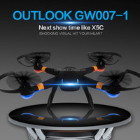 2015 Newest RC Helicopter X5c Drone Flying Toy Dron Chirstmas Gift Professional Drone With HD Camera